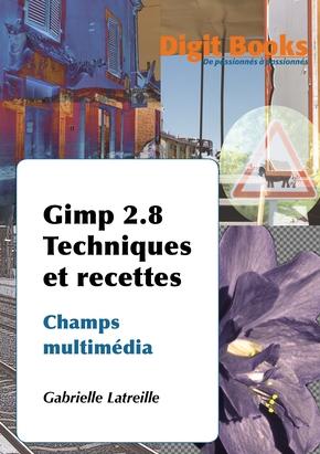 Champs multimédia Gimp