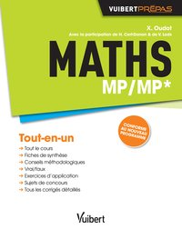 Maths ; MP/MP*