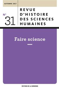 Faire science