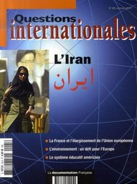 L'Iran - Questions internationales n°25