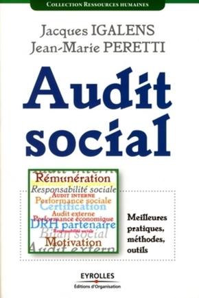J.-M.Peretti, J.Igalens- Audit social - meilleures pratiques, methodes, outils