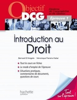 Introduction au droit - Epreuve 1 du DCG