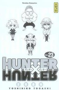 Hunter x Hunter - Volume 23