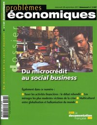 Du microcrédit au social business