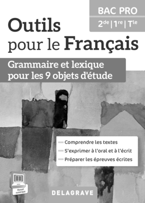 Outils Pour Le Francais 2nde 1ere Terminale Bac Pro Livre Du Librairie Eyrolles