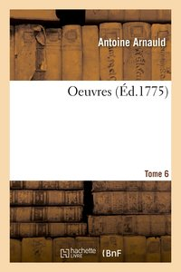 Oeuvres. Tome 6