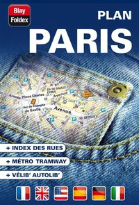 Plan paris poche