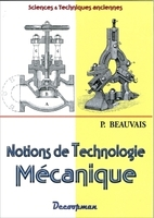 Notions de technologie mécanique