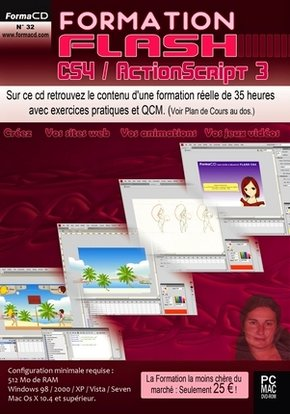Formation Flash CS4 / ActionScript 3