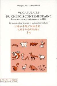 Vocabulaire du chinois contemporain 2 + 1 cd mp3