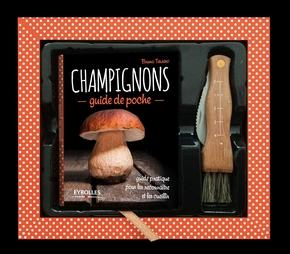 Bruno Tessaro- Coffret champignons guide poche plus couteau guide pratique pour les reconnaitre