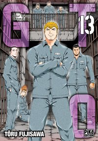 Gto paradise lost - Tome 13