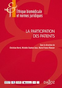 La participation des patients - 1re ed.