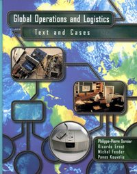 Global Operations and Logistics