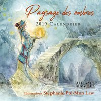 Calendrier Shadowscapes - 2019