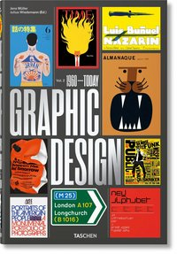 The history of graphic design. vol. 2. 1960-today