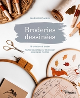 M.Romain - Broderies dessinées