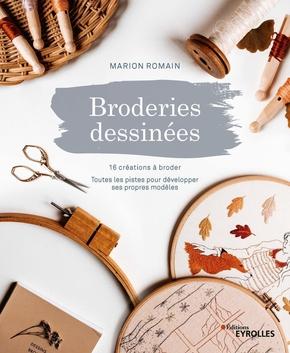 M.Romain- Broderies dessinées