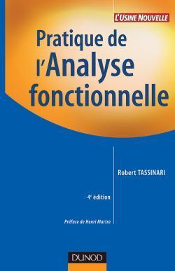 Pratique De L Analyse Fonctionnelle R Tassinari 4eme Edition Librairie Eyrolles