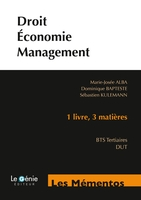 Droit - Economie - Management