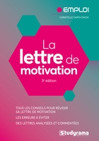 La lettre de motivation (3e édition)