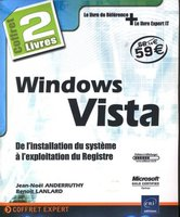 Windows Vista - Coffret de 2 livres