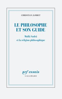 Le philosophe et son guide