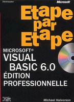 Visual Basic 6.0 - Edition professionnelle