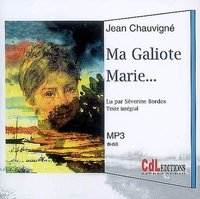 Ma galiote marie - mp3 8 cd