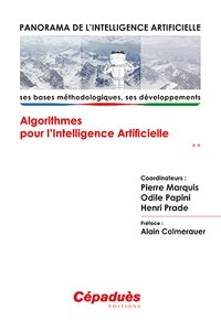 Algorithmes pour l'intelligence artificielle