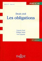 Droit civil - Les obligations