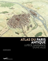 Atlas du paris antique