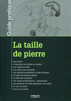 Ecole-Atelier de Restauration - Centre Historique de Leon- La taille de pierre