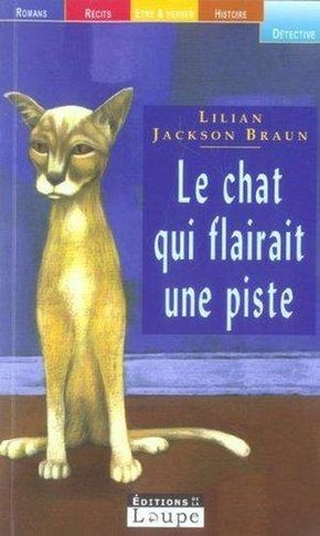 Le chat qui flairait une piste