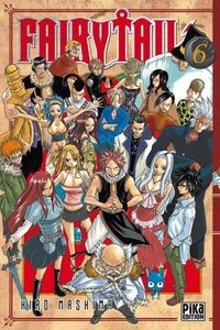 Fairy Tail - Volume 6
