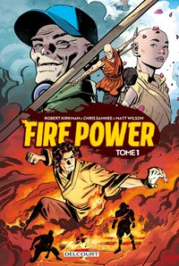 Fire power - Tome 1