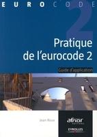 Jean Roux, Afnor - Pratique de l'eurocode 2