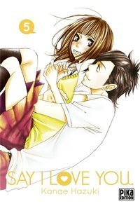 Say i love you. - Tome 5