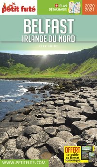 Guide petit fute ; city guide ; belfast, irlande du nord (édition 2020/2021)
