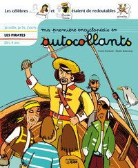 Autocollants encyclo pirates