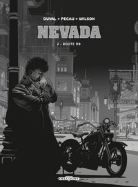 Nevada - Tome 2 - edition nb