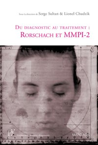 Du diagnostic au traitement rorschach et mmpi2