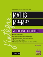 Maths MP MP*