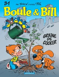 Boule et Bill - Volume 31 - Graine de cocker