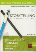 Marketing non-marchand - Volume 2 - Storytelling
