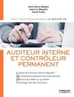 H.-P.Maders, J.-L.Masselin, H.Fratta - Auditeur interne et contrôleur permanent