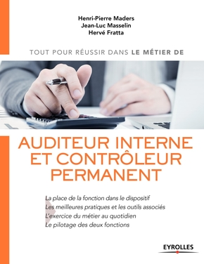 H.-P.Maders, J.-L.Masselin, H.Fratta- Auditeur interne et contrôleur permanent