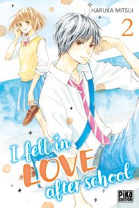 I fell in love after school - Tome 02