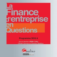 La finance d'entreprise en questions