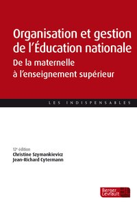 Organisation et gestion de l'education nationale (12e éd.)
